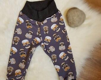 """Pants """"Skull"""" gr. 74"""