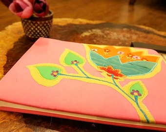 Handmade Notebook/ Journal/ Diary