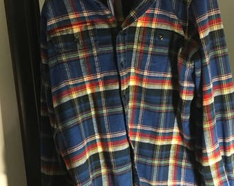 Vintage Ralph Lauren Polo Button Up