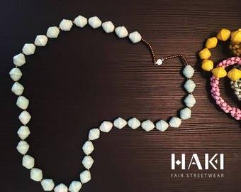 Big beaded necklace | Type: Kabibi