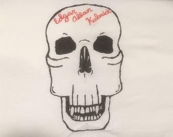 Vampire Skull Shirt