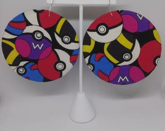 Pokemon Pokeball Earrings PopTings