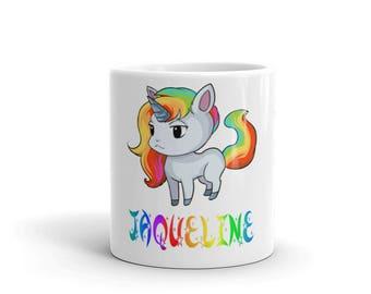 Jaqueline Unicorn Mug