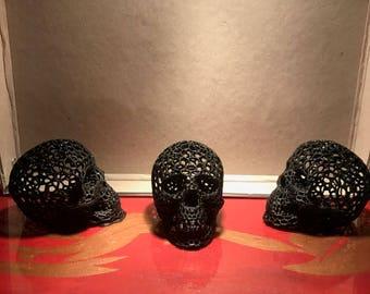 Skull standalone or key chain