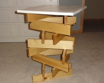 Stack It Up Table