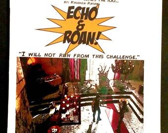 Echo/Roan Comic Book