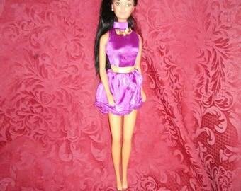 Vintage 1980 Mattel Asian Barbie