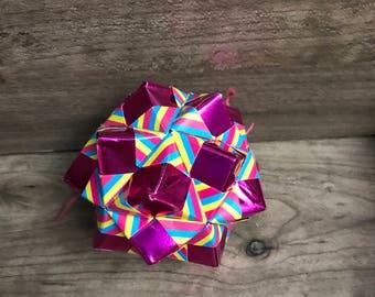 Handmade Origami Globe