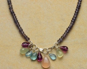 Precious Petals Necklace