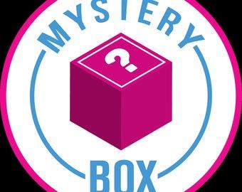 Conjure Box~Hoodoo~Mystery Kit