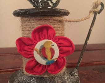 Flower Magnet Pincushion