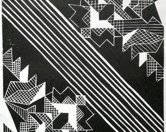 Geometric Print (COLOR)