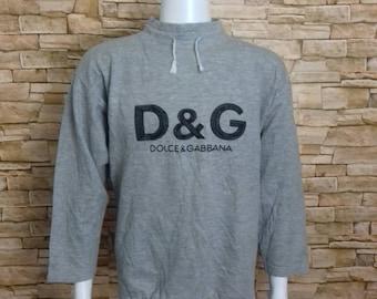 Vintage DOLCE&GABBANA sweatshirt crewneck jumper