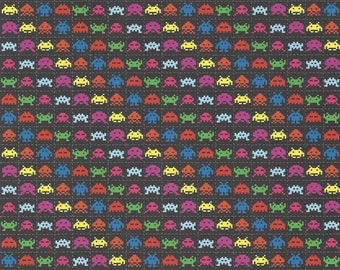 Blotter Art Game Monsters Black 900 Hit Perforated Sheets