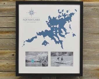 Squam Lake Memory Map
