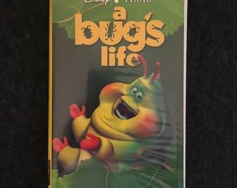 A Bug's Life (VHS) Walt Disney Home Video