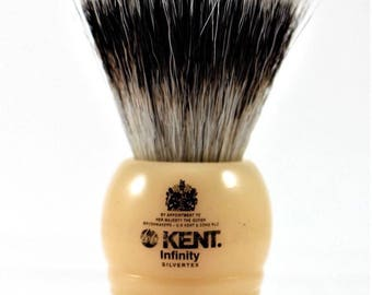 Kent Infinity Shaving Brush  No Box