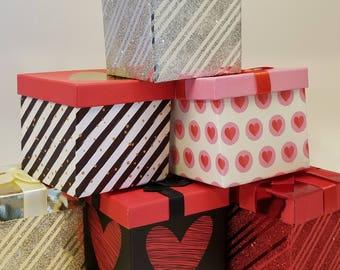 Valentine's Day Bath Bomb Gift Set - Small