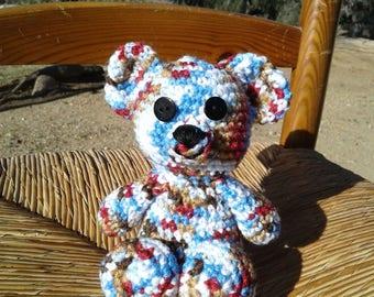 A Teddy Bear Crochet, Handmade