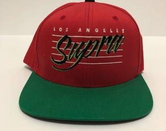 Starter Supra Hat