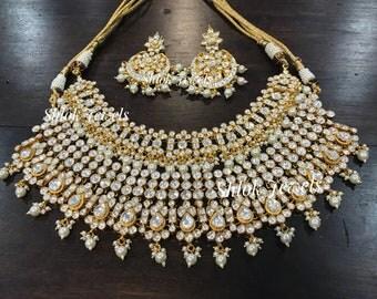 Sabyasachi inspired indian bridal set