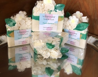 French Gardenia Soap
