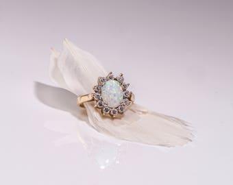 Opal Gold 14k