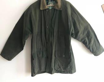 Hunter Coat (Green)