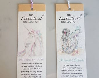 The Fantastical Collection Bookmarks