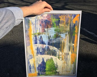 Bridged (Art Print)