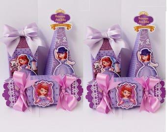 Sofia Princess Party Favors Souvenirs custom