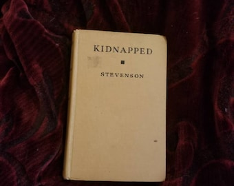 Kidnapped Robert Louis Stevenson