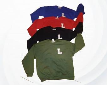 The Classic L sweatshirt