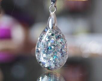 For Glitter pendant bright