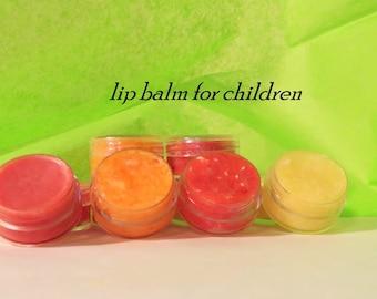 Lip balm for children