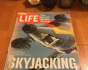 Life Magazine August 11 1972