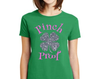 St. Patrick's Day Pinch Proof t-shirt