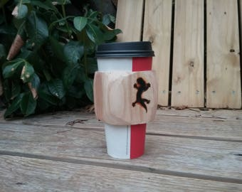 Coffee Hug (no handle) Gecko