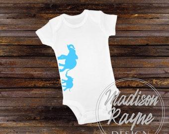 Elephant Onesie, Baby boy, Baby girl, Baby clothes, Baby onesie, Baby gift, Elephant baby clothes