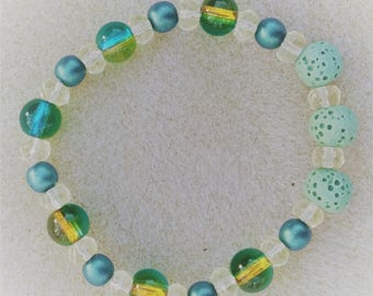 "The ""Luck of the Irish"" Essential Oil Diffuser Bracelet"