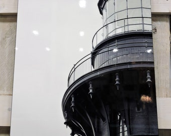 Let the Light Shine - Bodie Lighthouse top 16x20 Wall Art