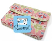 """RESERVED - Laptop Sleeve Sewing Pattern - 13"""" Laptop"""