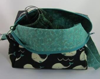 Whale Box Bag