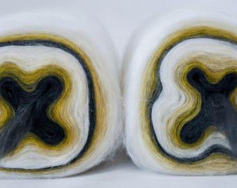 SOLAR ECLIPSE- NEW!!! Bullseye Bump Doubles - (Two X 4.1 oz = 8.2 oz)