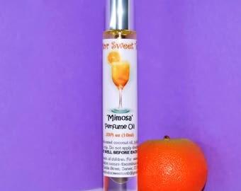 Mimosa Handmade Perfume Oil Roll-On