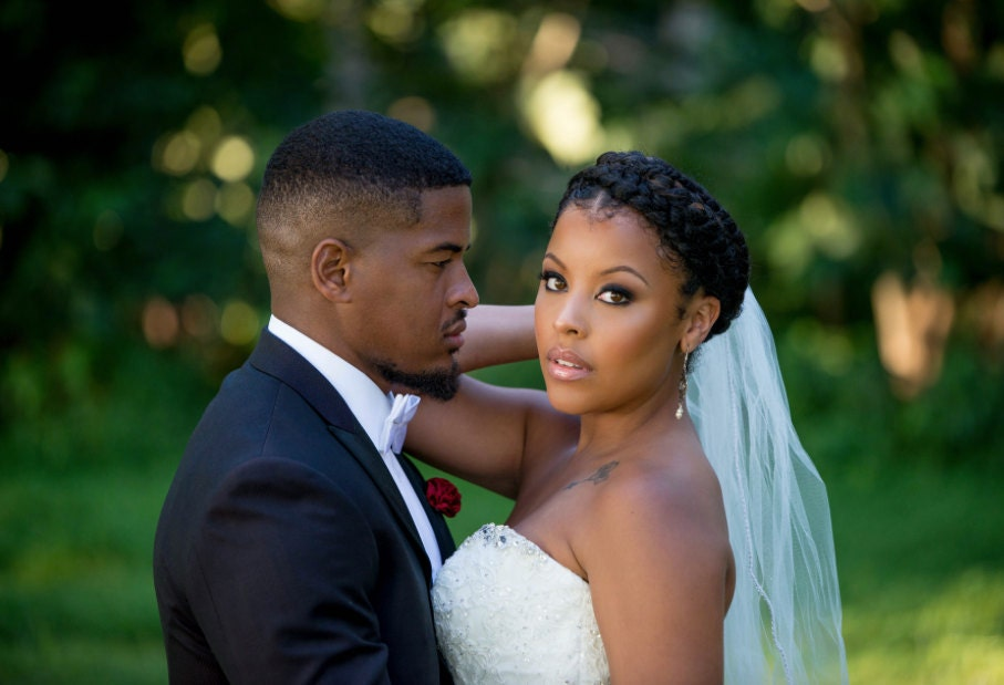 Real black wedding pictures