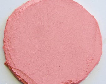 Really RETRO PINK 1 Pound Mosaic Tile Grout Sanded Polymer Fortified Custom Blend Color for Home Projects - Just Add Water