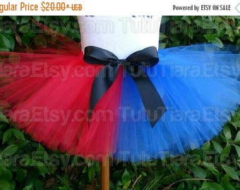 "SUMMER SALE 20% OFF Less Full Economy Tutu Skirt for Girls, Babies, Toddlers - Design Your Own Colors - 8"" Sewn Tutu - Custom Sewn Tutu - si"