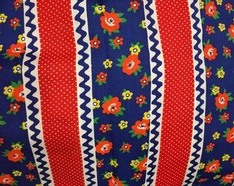 70s Scandi Fabric
