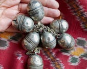 Destash vintage Turkoman bells for necklaces, dangles, decor, pendants